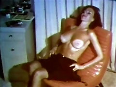 THUNDERTITS - vintage monster anal gapes ffm extrim hard sex touch my body challanger striptease stockings