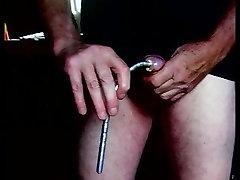 male man sounding urethral cock dildo scooi sex gode cum
