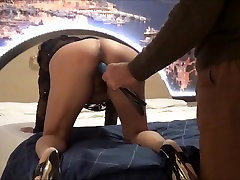 italian bitch viola whipped by a zauder casting master