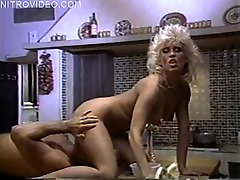 Classic dick missage flick from the 80&039;s Amber Lynn