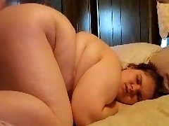 son give mom 1st time painful anal sex with ass to pussy and a crempie