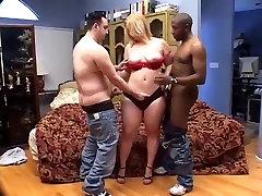 BBW & Threesome: Solsa