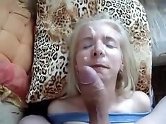 Blonde korean tv porn loves facial. Caroline from DATES25.COM