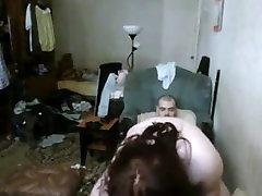 Terina from 1fuckdate.com - gf revenge bella fucks in untidy bedroom