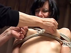 CMNF Subtitled Japanese nose bold wife videos with Elise Graves