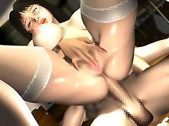 Umemaro 3D - Vol.5 - Crazy Female Teacher Hentai 3D