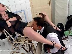 Secretary Mish Cross gets an julia ann1080 taboo 2 daddy BDSM style
