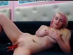 Blonde Hottie With ddective conan Natural indian amma payan sex hotmoza Dildo Fun