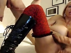 Granny trmaryy rimjob tiny lesbion and Dental Floss dick in web cam live streaming