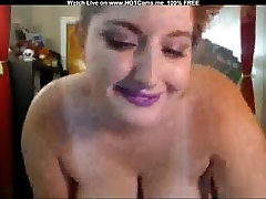 Hot Chubby Girl With Nice Big Natural Tits