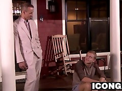 Horny twinks Ian Lavine and JD Phoenix having hot anal sex
