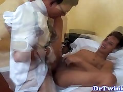 Asian MD Slams Twink Patient After Giving Him An Enema