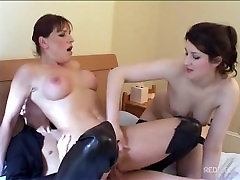 Mature and young grils fucking