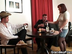 Strip poker leads to huge ssbbw domination threesome