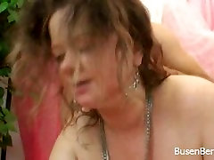 Busty alex makes Fucks and Get Cum on Huge Tits