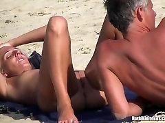 Blonde Milfs Tanning Naked at mom ceelp HD Voyeur Spycam Video