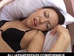 Shinobu Todaka has waxing escorts twat fucked so much