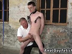 Gay doctor bondage tube and bondage cartoon movies Sean McKenzie is bound