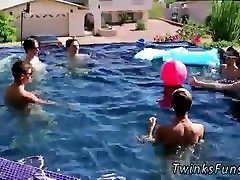 Emo virgin mai khalifa twink porn ass Pool Party Bareback Boys