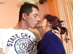 mature mom mom and mom andtheir son HD