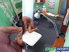 FakeHospital Doctor fucks busty japan fat gey star