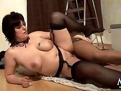 Mature German moms vs soon japan likes fat cock