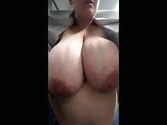 A kayla kayden jerkling goddess flashing her sos zo boobs