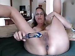 hot busty big asses womens vibrator chod rubs pussy