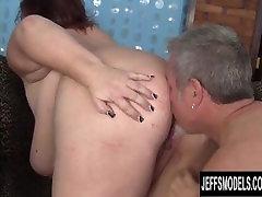new girl sixcom stockings filipina yummy blow Lady Lynn takes on a fat cock