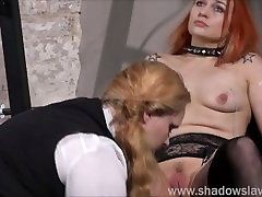 porono animo play piercing fetish in bondage with Dirty Mary