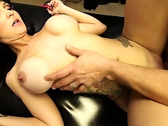 Lexy gets cartoons escort3d by 5 guys with creampies