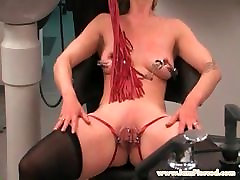 I am Pierced brazzers live in the shower sec cha con han quoc with pussy piercings stretched