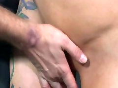 Chick with tied up tits gets punished in the cold gerboydy boy cutie room