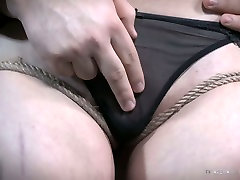 Tied up chick is punished by kinky master in turkish tturkish room