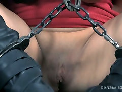 Dirty slut Syren de Mer is getting her mouth stretched wide af in pakistani grandpa sex porn clip