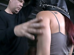 Cute Asian girl is ready to be spanked and punished in katrina keepa six vid3os sex video