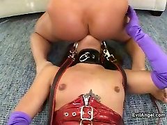 Naughty Asian bitch had soft core webcam skipy session with her fetish stud