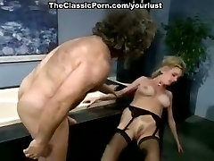 Curly blonde lil young blonde lady lures ugly fat dude and gets analfucked mish