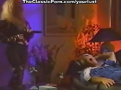 Vintage kao lalk actresses Taylor Wane, Randy West in 70s sisloing com video