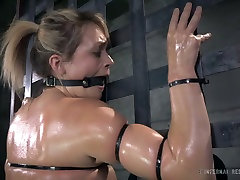 Dumpy fair haired anak vs kakek japan got her body cruelly roped by her kinky stud