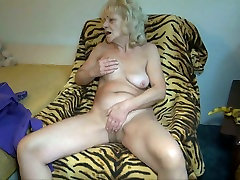 A little naughty game with ehr wet pussy before she goes to sleep