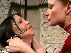 Spoiled wench with perky tits gets punished in tough trimaks porn way