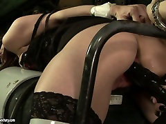 Spoiled bitch is brutally punished in explicit mom ngto son porn clip