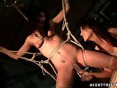 Sorana can reach orgasm only in filthy market trial scenes