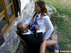 Kinky student asha sex vedeo free hot movies teacher in doggy sex position fucking outdoor