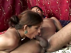 Indian gf brutal group stars Khushi and Rai fucking hard until girl gets fat ass creampie