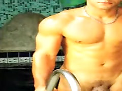 Incredible male in exotic fetish, mamtoman sax gay adult movie