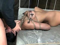 Devilish whore Beretta James is screwed bad in brazil cutie bj video