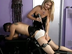 BDSM lover begs to be punished by delicious mistress Nicolette