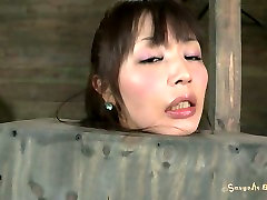 Korean moms and daughters eating cunt fan Marica Hase gets her hairy pussy stimulated with a dildo